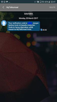 Penipuan modus baru dengan Aplikasi MyTelkomsel