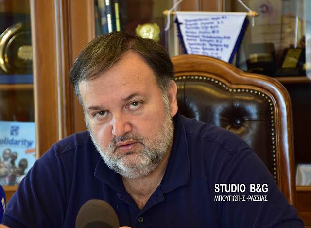 Αντιπεριφερειάρχης Αργολίδας Τ.Χειβιδόπουλος: Καλή, εποικοδομητική, σχολική χρονιά, γεμάτη επιτυχίες