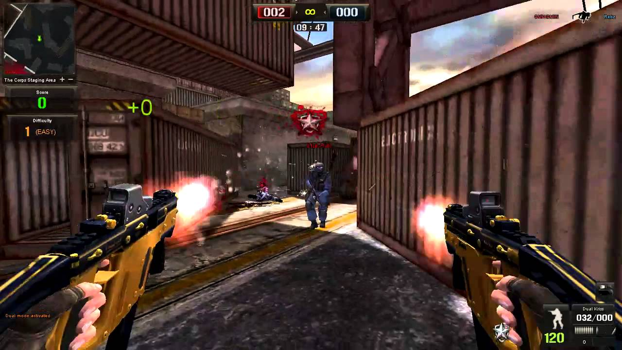 Download Point Blank Offline PC Game Full Version