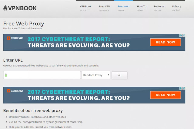 Top 10 Best Proxy Site : For Unblock Youtube, Facebook and Other Website and Get Your freedom