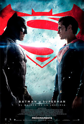 Batman vs Superman: El Origen de la Justicia (2016)