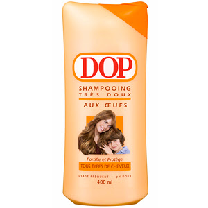 Shampooing aux Oeufs - Dop