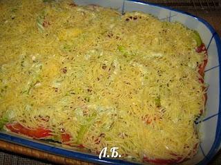 запеканка с сыром, дать сыру подрумянится