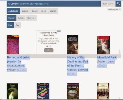 7 Website Download Audiobooks Bahasa Inggris Gratis