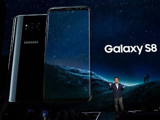 Fitur Unggulan Samsung Galaxy S8