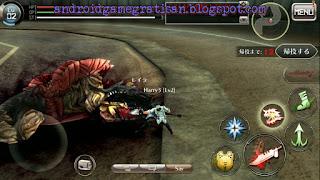 God Eater Online apk