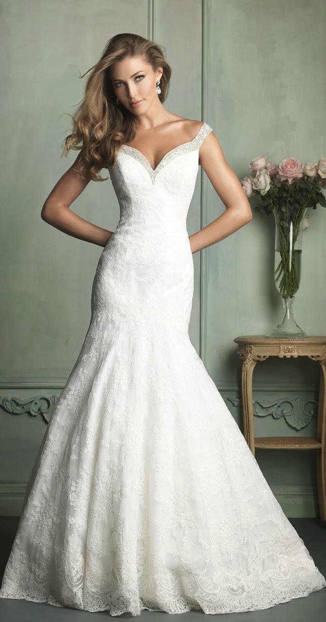 Allure Bridals Spring 2014 - Part 1 - Belle The Magazine