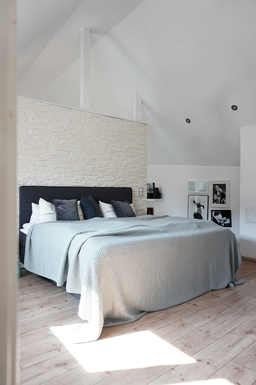 Marmor muster f rs schlafzimmer makeover s t i l r e i c h blog - Schlafzimmer muster ...