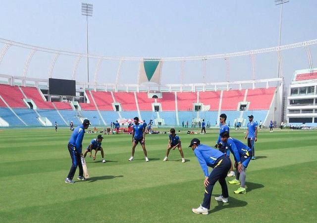 Ekana Sport city Pvt. Ltd. ने बनाया up में सबसे बड़ा स्टेडियम