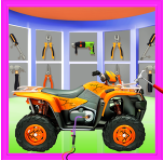 Quad Bike Repair Mechanic Workshop Car Wash Salon Apk - Free Download Android Game