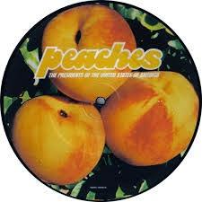 My Top Ten: My Top Ten Peach Songs