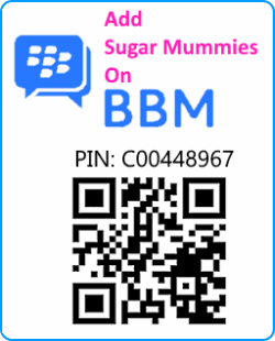 Sugar Mummies On Your BBM