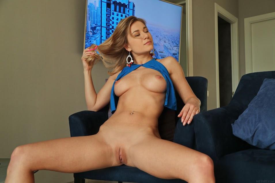 MetArt Candice B Flirty Blouse metart 10020