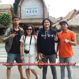 Paket Wisata Lombok 3H2M Harga Murah