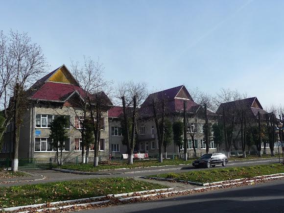 Посёлок Выгода. Детский сад