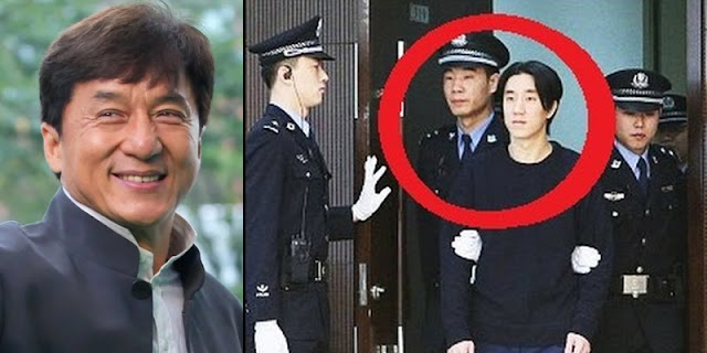 Jackie Chan's Son Jaycee Chan Arrested In China For 6 Month Jail