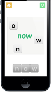 Sight Words by Little Spellers:  Lots of options to customize.  Drag letters to spell the word.