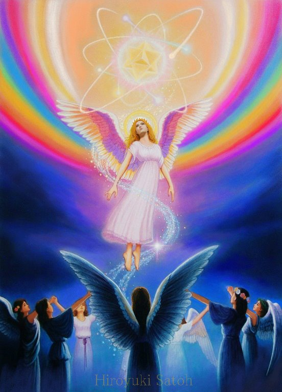 Angels and Colors – Kea0