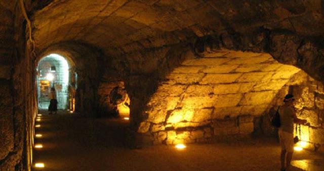 "Terungkap terowongan rahasia ""Israel"" di bawah Masjid Al-Aqsha"