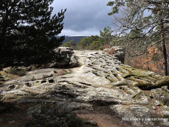Necrópolis de Cuyacabras, Quintanar de la Sierra, Burgos, Castilla y León