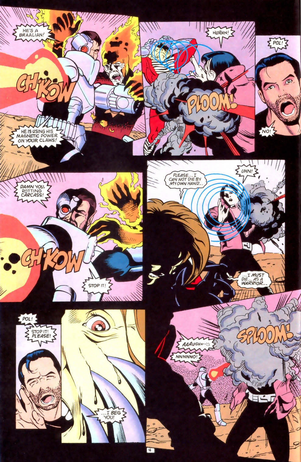 Legion of Super-Heroes (1989) 46 Page 4