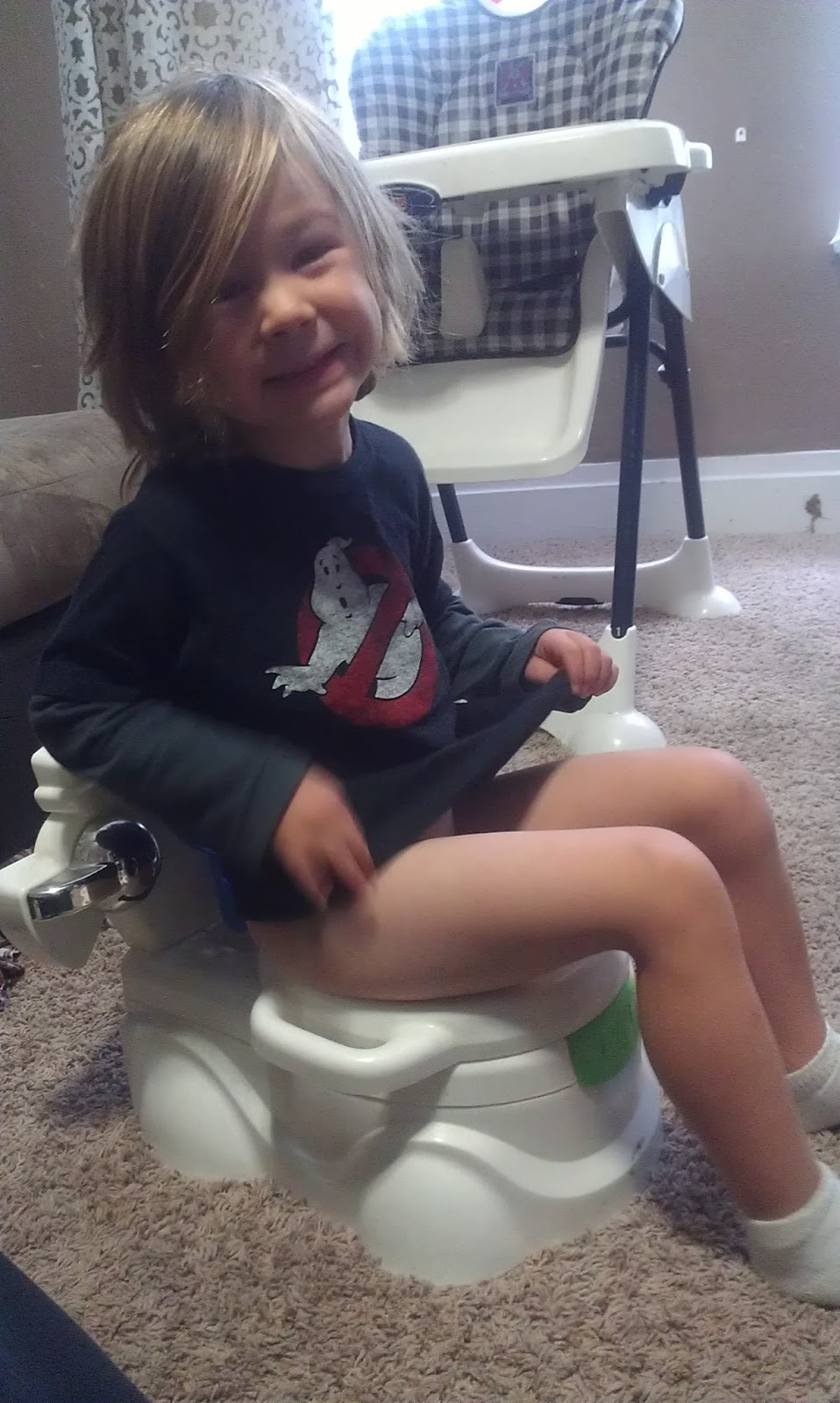Potty Training in One Day Part 2 (of 3)   Meg Marie