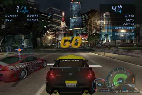 Need for Speed Underground 1 Free Download For PC Full Version