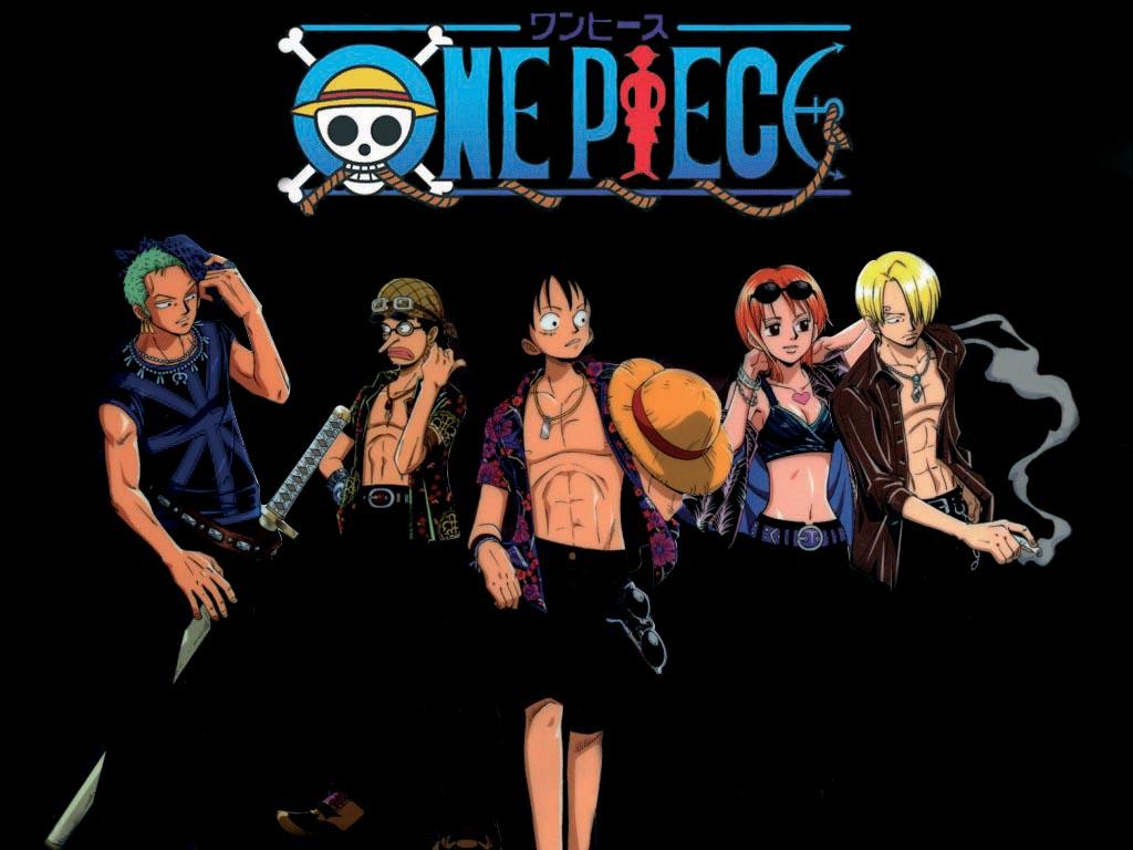 Anime Wallpapers The Beginning Of Mugiwara Pirate One