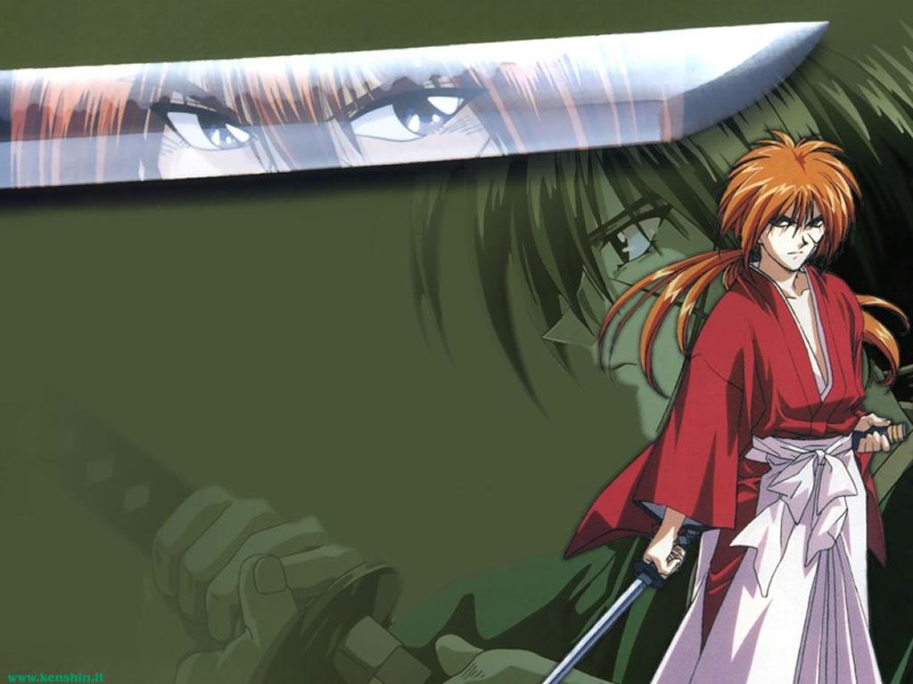 Psp Wallpaper Anime Gintama Amp Samurai X