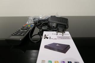 Análise Ki Plus TV Box (amlogic S905) 8
