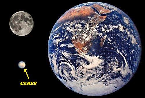 Resultado de imagen de vida en planeta enano