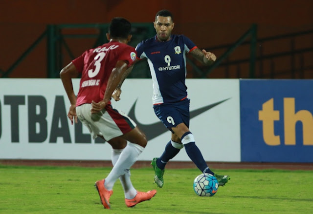 Mohun Bagan exit from AFC Cup 2016