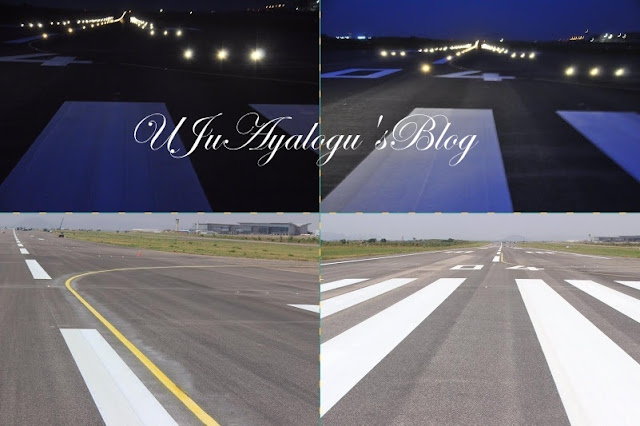See Photos From The Ready Runway Of The Nnamdi Azikiwe International Airport, Abuja