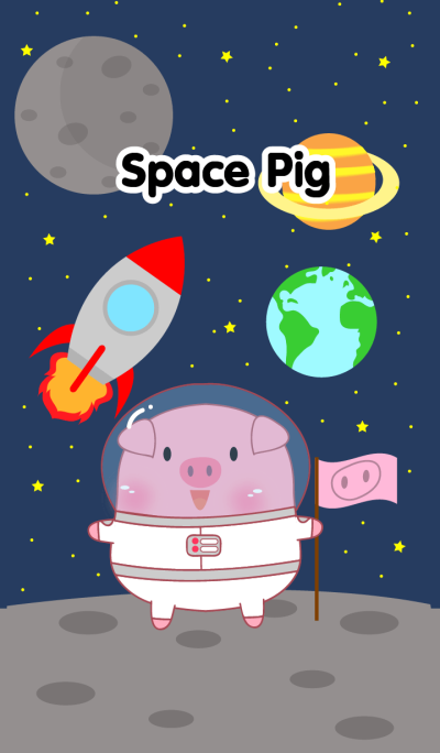 Space Pig Theme