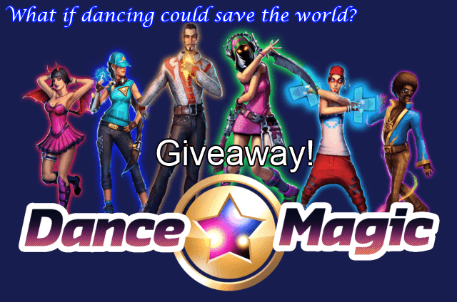 Dance Magic Giveaway (Steam)
