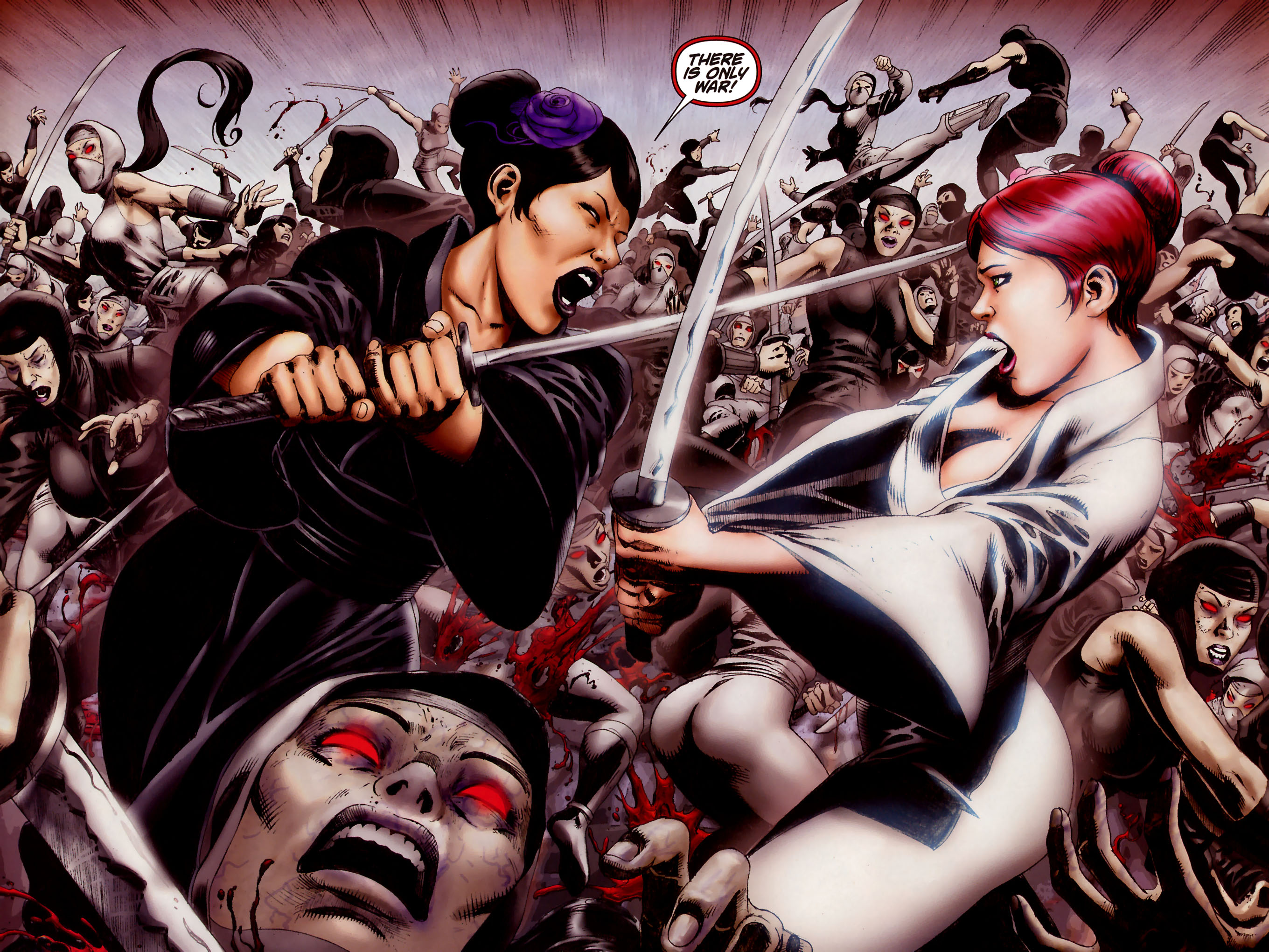 Read online Red Sonja (2005) comic -  Issue #45 - 26