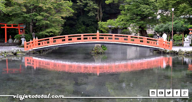 Santuario sintoista Fujisan Hongū Sengen - Excursión con Turismo Victoria