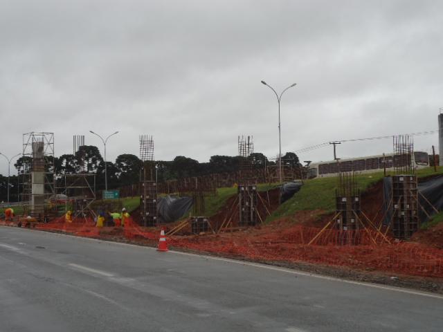 Autopista Régis Bittencourt investe em mais seis passarelas