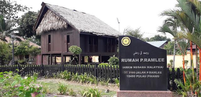 Rumah Kelahiran P. Ramlee