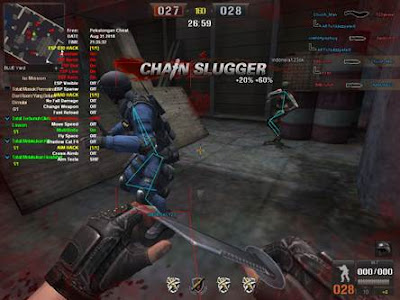 29 September 2018 - Argentum 6.0 PBEVO Indo VIP Full CIT Gratis & Point Blank Philippines Quick Change, Jump, Map Bug, No Reload