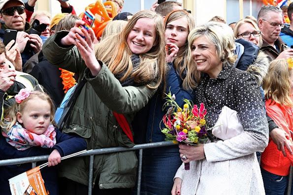 Dutch Royal Family Attend King S Day 2016 Celebration