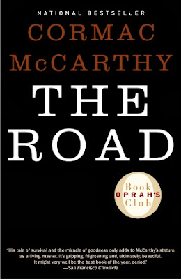 The Road by Cormac McCarthy - book cover