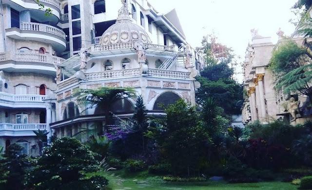 Apakah Hotel Grand Paradise Lembang Angker