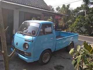 Pickup Colt mata bulet paling legendaris di Indonesia...
