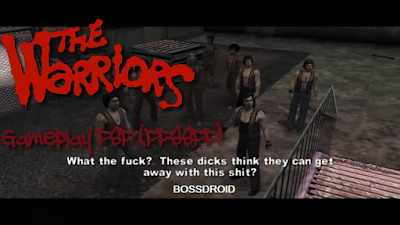 Download The Warriors PPSSPP ISO PSP for Emulator Android