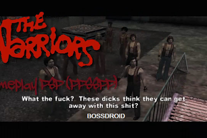 The Warriors PPSSPP ISO PSP for Emulator Android