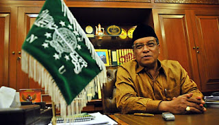 Kecewa Dengan Pernyataan AHOK, Ketum PBNU Said Aqil : Warga NU tidak akan Pilih Orang yang Menyinggung NU - Commando