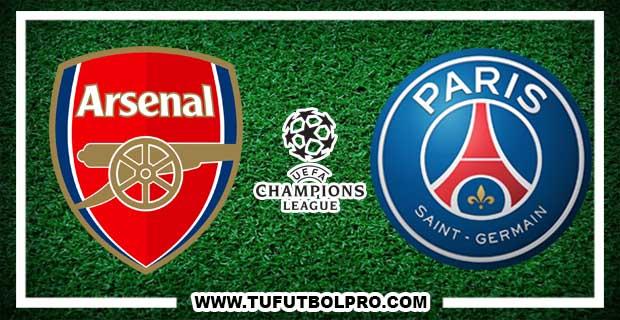 Ver Arsenal vs PSG EN VIVO Por Internet Hoy 23 de Noviembre 2016