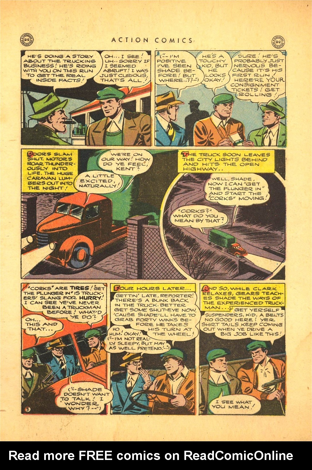 Read online Action Comics (1938) comic -  Issue #87 - 4