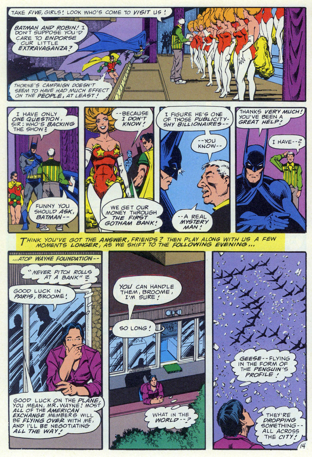 Read online Shadow of the Batman comic -  Issue #3 - 17